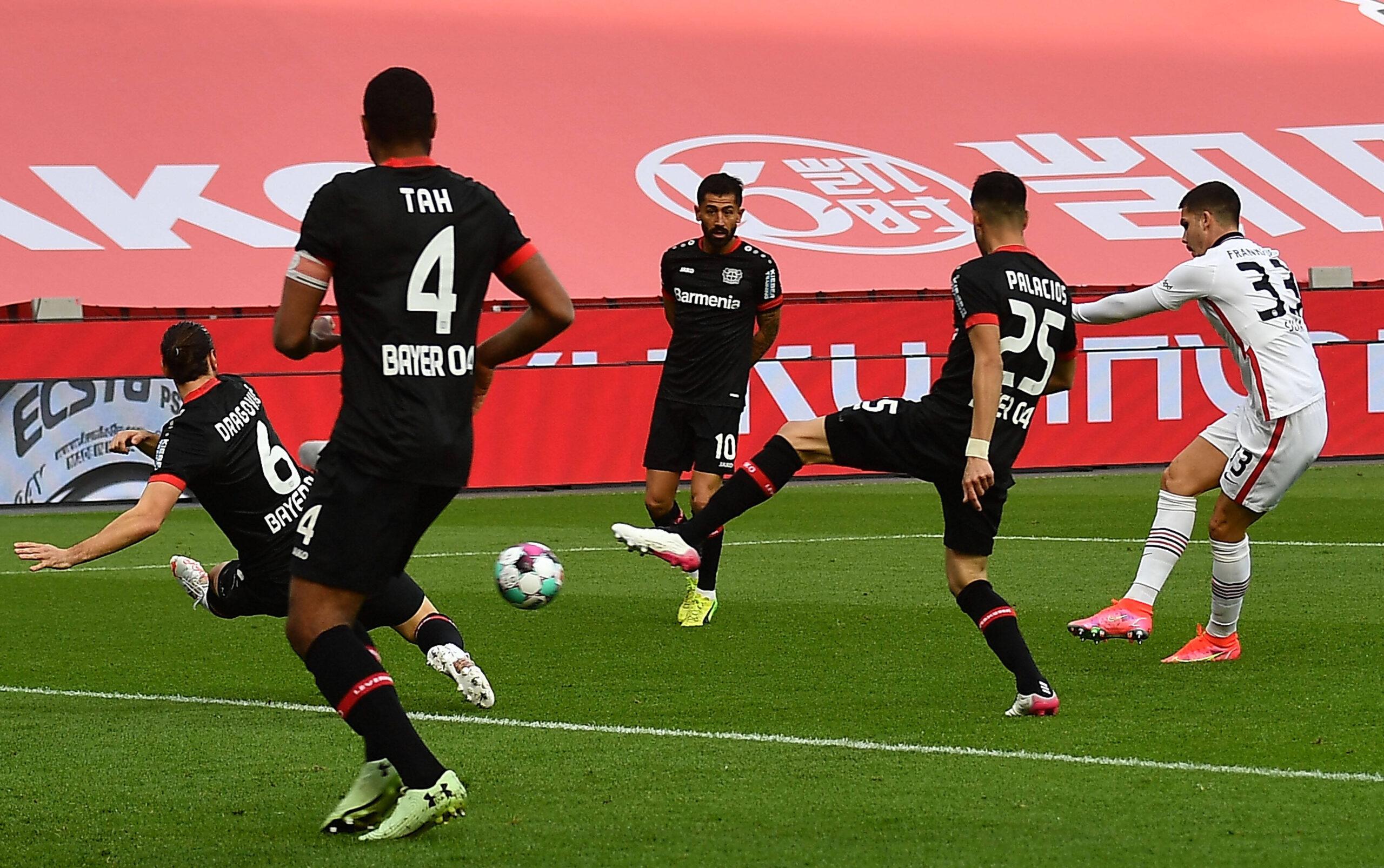 Fichajes: En Alemania aseguran que Atlético y Eintracht ya negocian