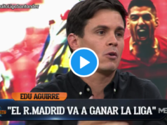 "VIDEO El Chiringuito: ""El Real Madrid va a ganar la liga"""