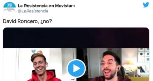 """Broncano se marca un """"Roncero"""" con el Atleti: """"Es el campeón de la Champions"""""""