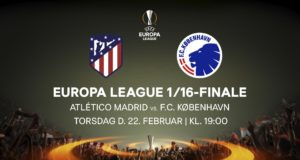Copenhague vs. Atlético de Madrid / Atlético de Madrid