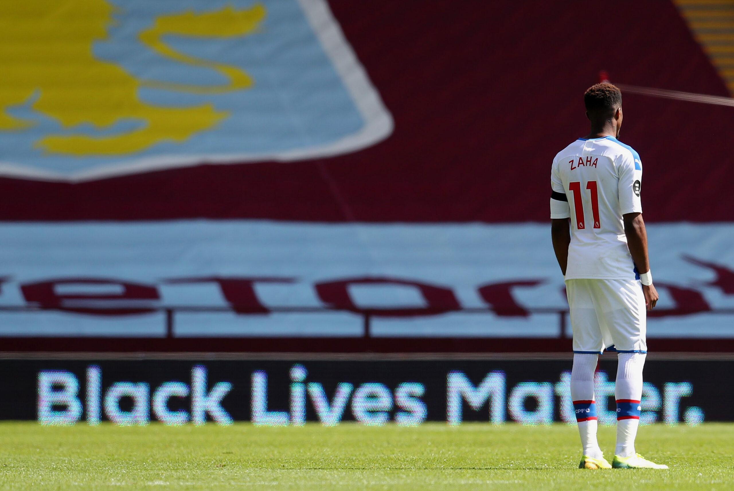 Así juega Wilfried Zaha, un fichaje real para el Atleti