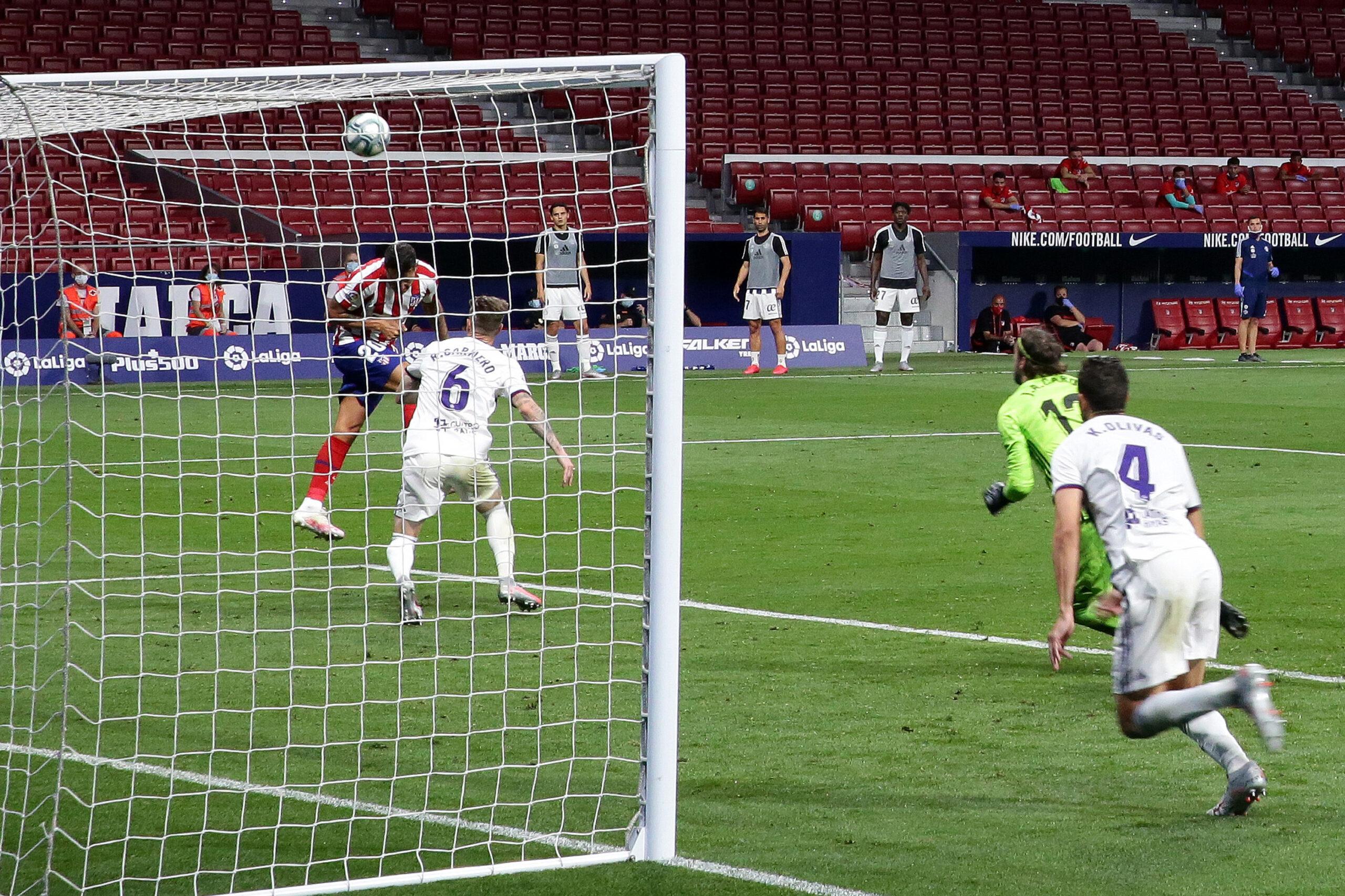 El gol de la victoria de Vitolo narrado por Carrusel Deportivo 1