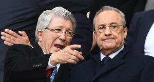 Fichajes: El Atletico negocia con un delantero del Real Madrid