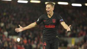 Llorente y el Atlético conquistan Anfield