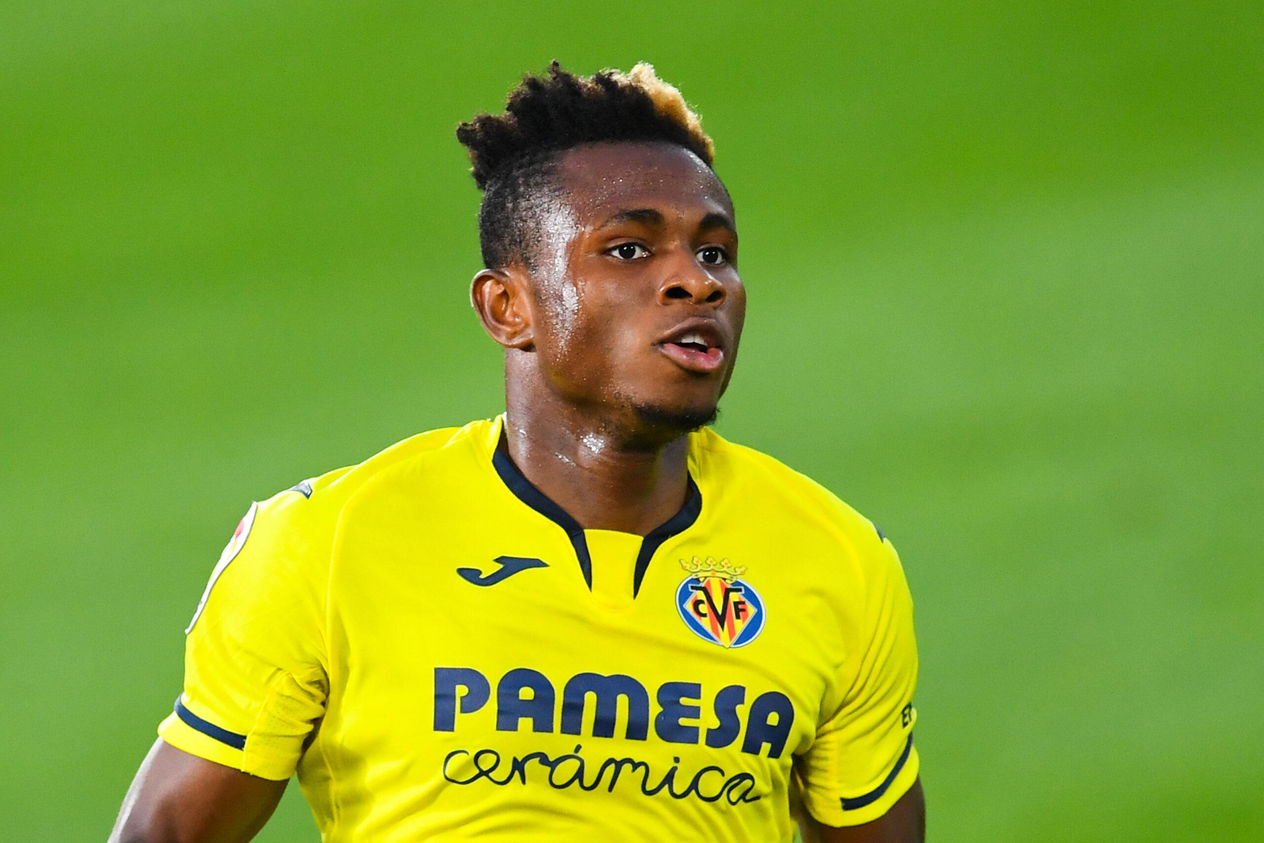 Samu Chukwueze es ya un posible fichaje del Atlético según MD