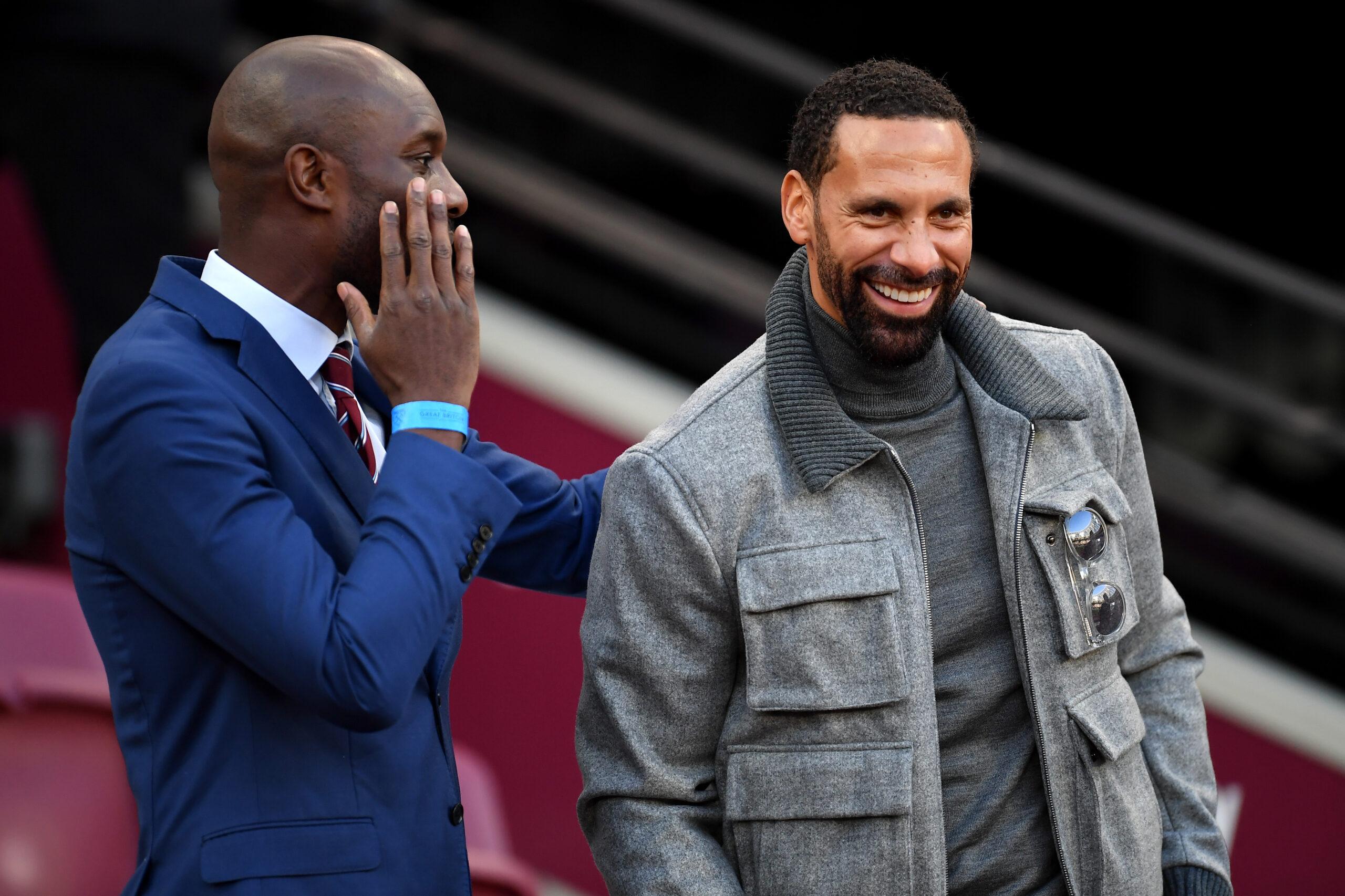 Ferninand quiere que Oblak sea ya un fichaje del Manchester United